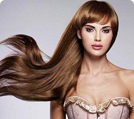 Экстра-длинные волосы