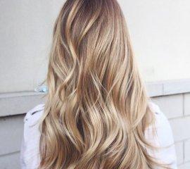 Мелирование (длинные волосы)