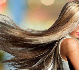 Мелирование (экстра-длинные волосы)