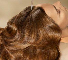 Лечение волос (волосы средней длины)
