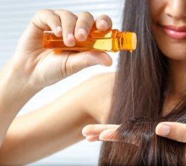 Лечение волос (экстра-длинные волосы)